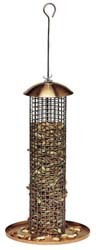 Copper Peanut Feeder
