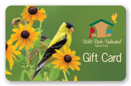 Wild Birds Unlimited Gift Card