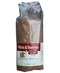 Nuts & Berries dough cylinder
